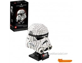 LEGO Star Wars Stormtrooper Helmet 75276 Building Kit Cool Star Wars Collectible for Adults 647 Pieces